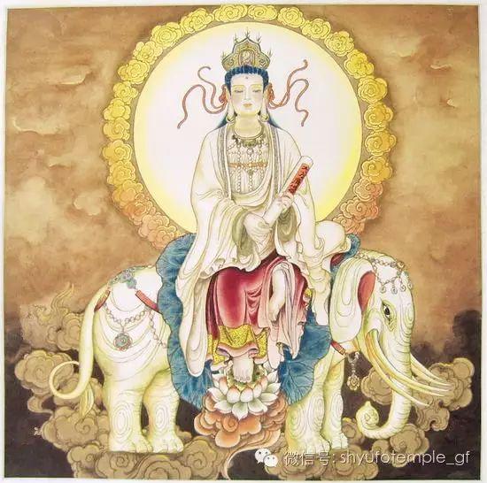 文殊菩萨的坐骑是口首仙的青狮.