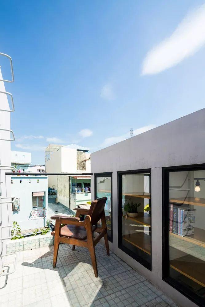 18m窄房子3层复式设计, 从细节处提升生活的幸福感!