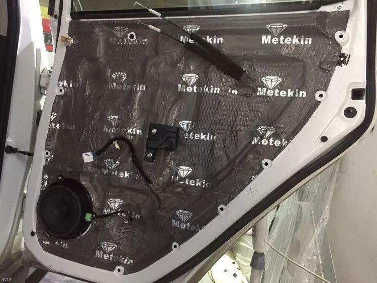 动听音质,直达内心:陆风x2汽车音响改装歌剧世家音响系统!