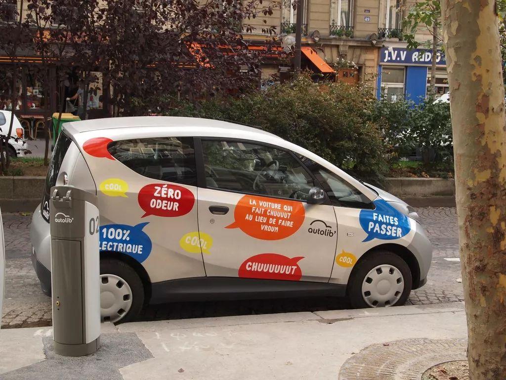 長期虧損、難以為繼:巴黎共享電動汽車停運