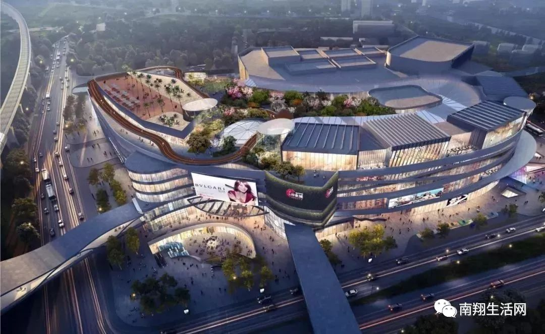 上海电视大学嘉定分校_嘉定印象城坐拥33万平方米超大体量,位处南翔核心,西上海全概念新生活