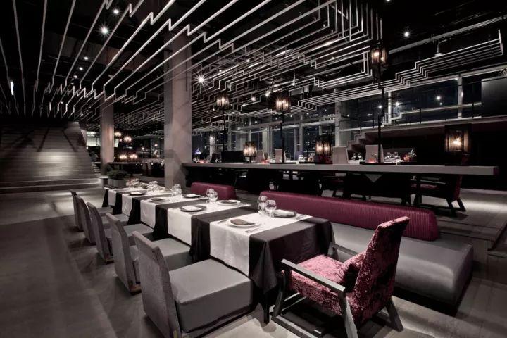 漫游泰国七丨泰国网红餐厅照明设计合辑