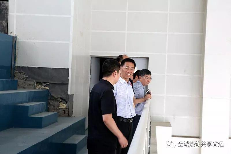河北省体育局对石家庄市全民健身公共服务体系