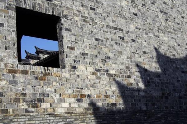 中国古建筑惊艳世界的美,构图绝了! - 后花园网文 - 精彩图片