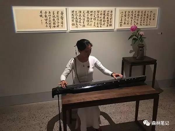 森林水墨 | 文墨可爱——林曦讲座&暄桐教室同学作业展