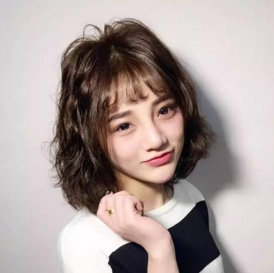 短发|赵丽颖的新发型,好乖好灵动!小女孩v短发编发图片