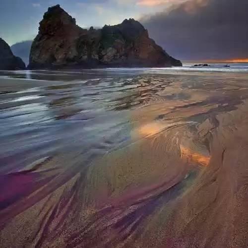 海水风景图片优雅