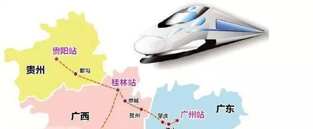 初夏最美的旅行高铁线——贵广高铁22站可以玩一年