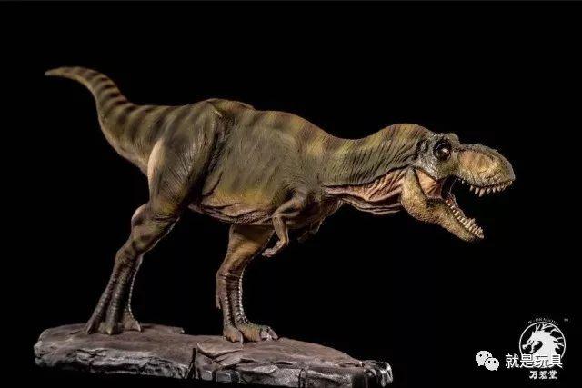 侏罗纪公园2上映前,来看下这款电影中的经典霸王龙