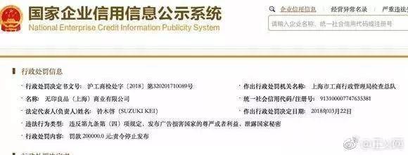 上海市职工休假_销售错误标注原产国台湾的商品,被上海市工商局检查总队罚款20万元.