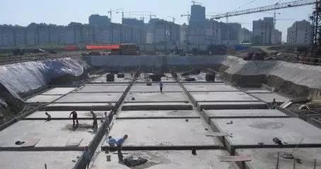 大型筏板基础施工质量问题及预防措施!
