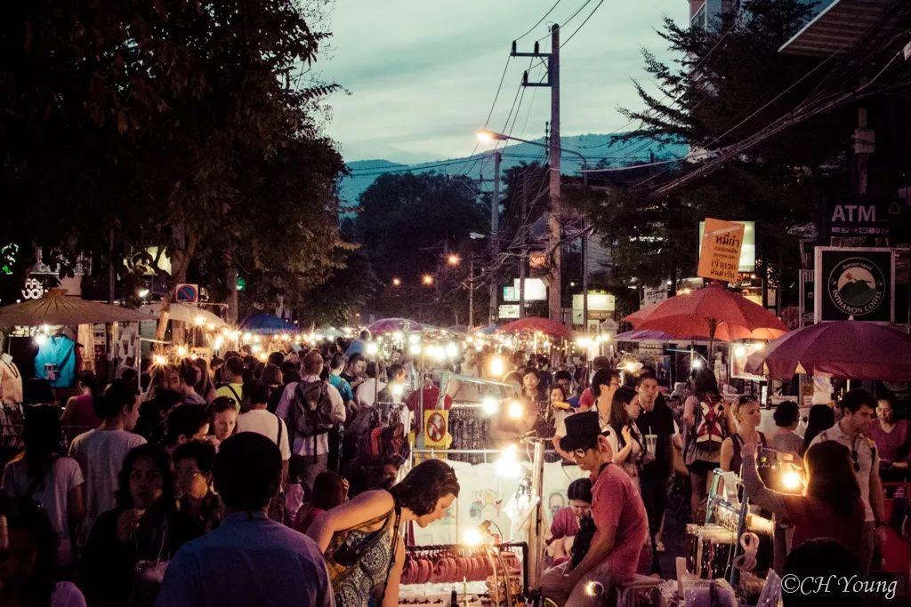 泰国落地签免费了!  这条经典+小众线路,教你一次把泰国玩遍!