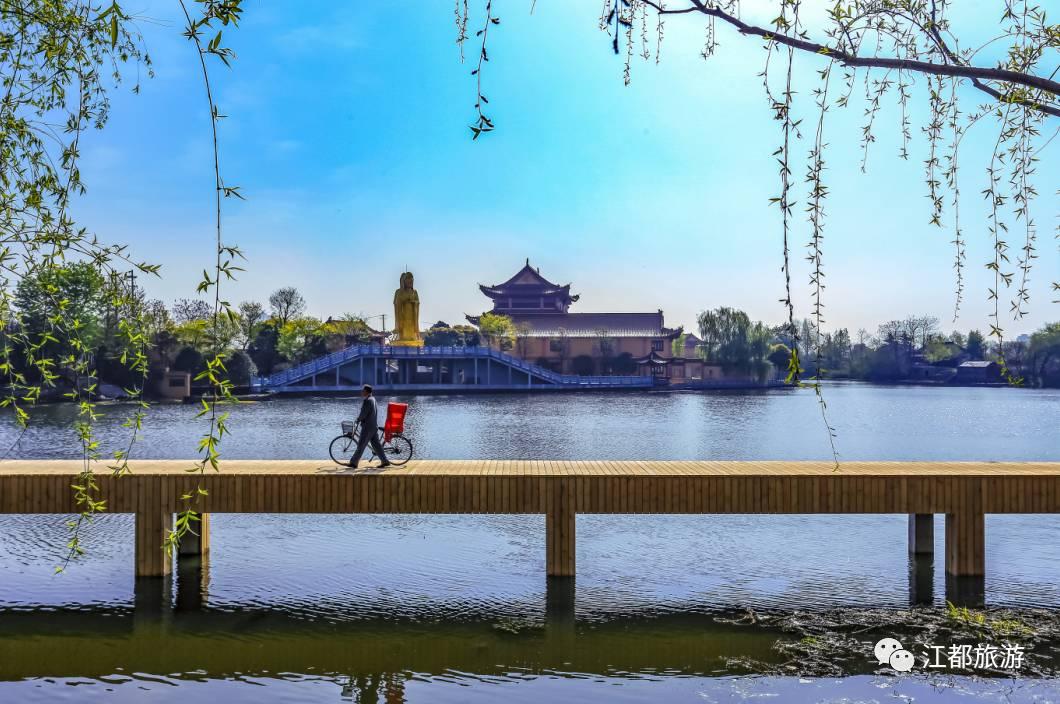 """江都这两处风景荣获""""江苏最美水地标""""!快来看看你熟悉吗?"""