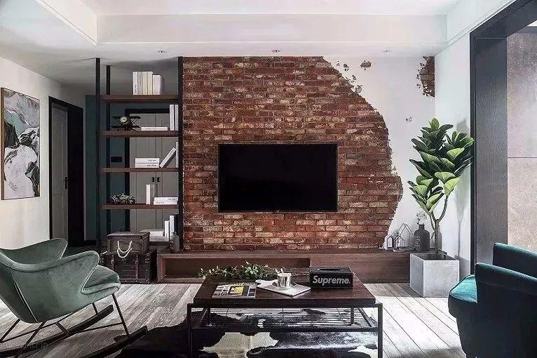 2019年,电视墙这样设计,不low!