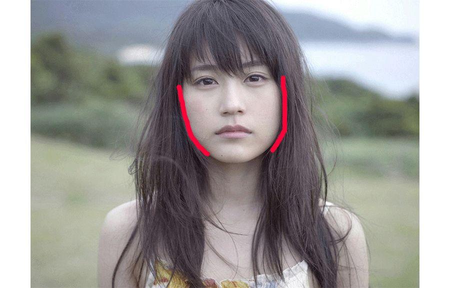 18年这几款圆脸最火!超适合短发、大脸、方脸女生发型无刘海编发图片