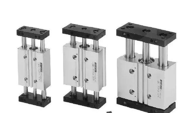 气压夹具是一款根据气压原理设计用来固定锁紧器械的装置,其图片