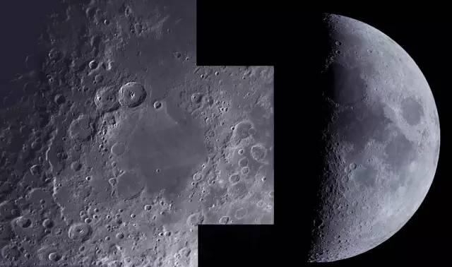 【科普知识】为什么月球上有那么多海?