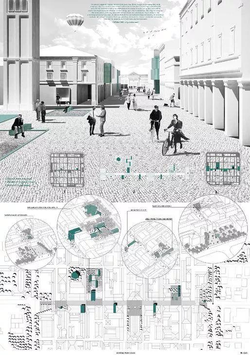建筑图纸竖向排版参考32例