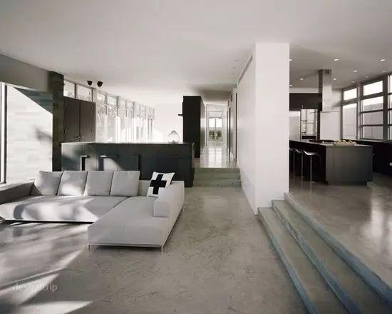 下沉式客厅,豪宅设计的新定义图片