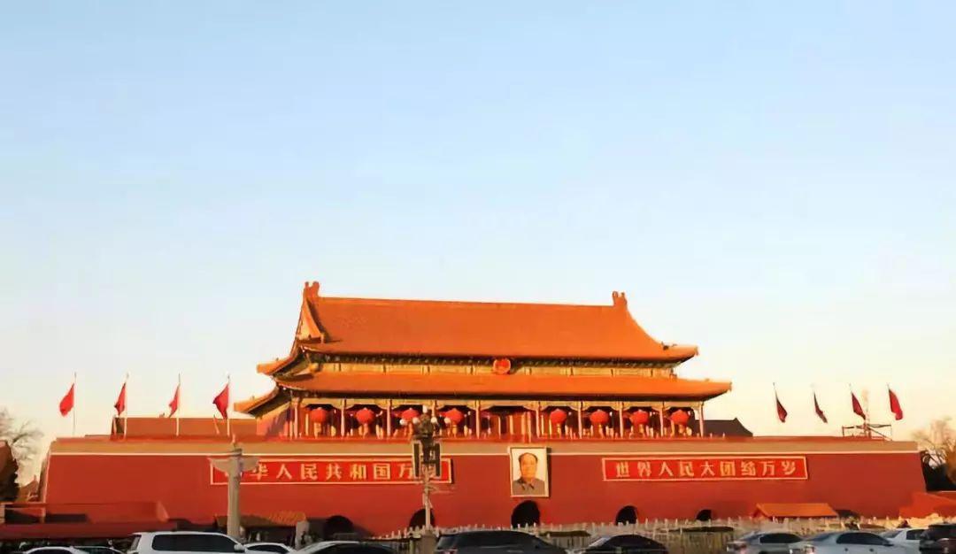 2019年,我们将迎来中华人民共和国成立70周年.图片