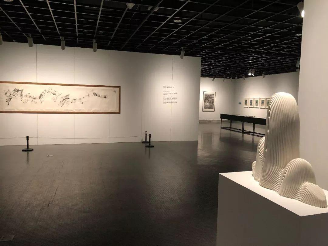 """去浙江美术馆看一场""""中国式风景"""",美到眼睛不想移开!"""