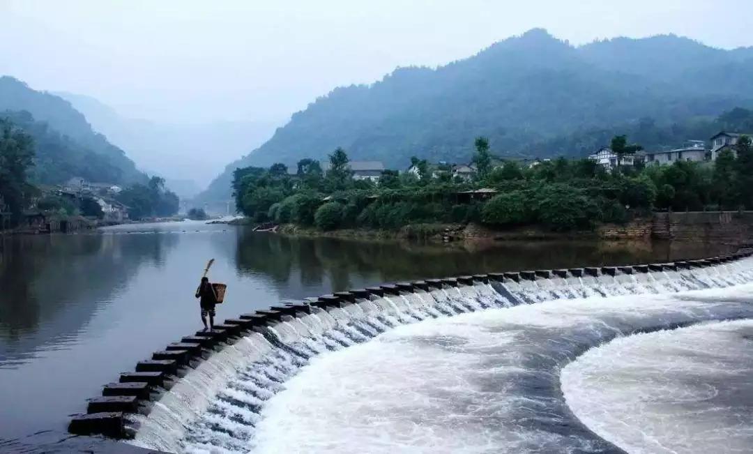 与众不同   邂逅最巴适的初秋         成都——柳江古镇——槽渔滩