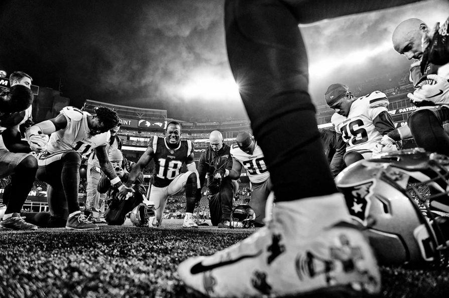 体育之美,从未在喧哗中减却 | 《体育画报》2018最佳图片图片