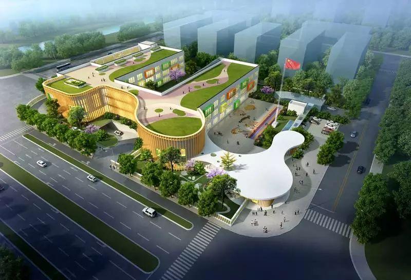 镇海新城北区将造一座新小学,面积3.45公顷,30个班