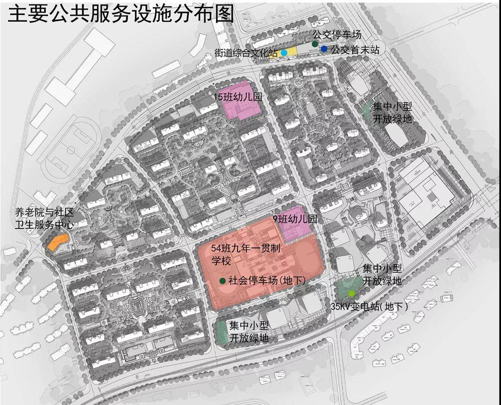 金坛九村最新规划图
