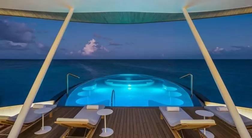 体验过这几间马尔代夫水上屋,才能满足对生活