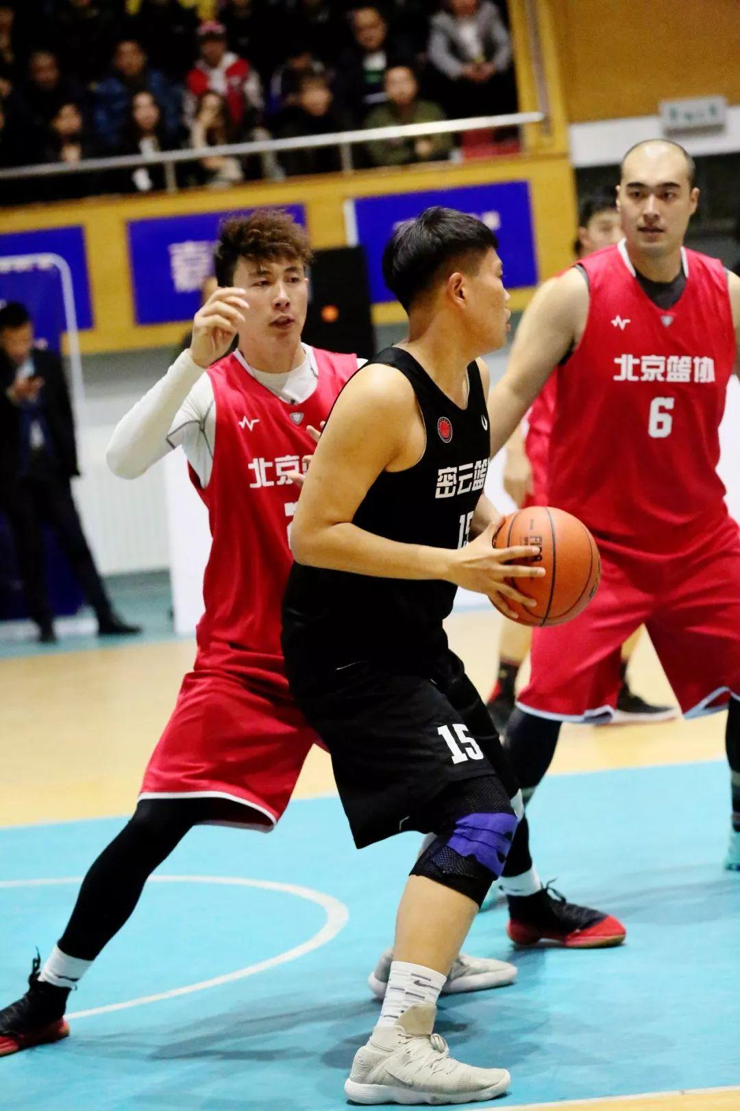 燕郊体育界篮球赛事新标高出现!