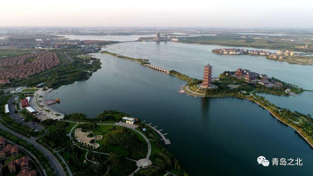 解读大沽河生态旅游度假区:打造青岛新城市客厅