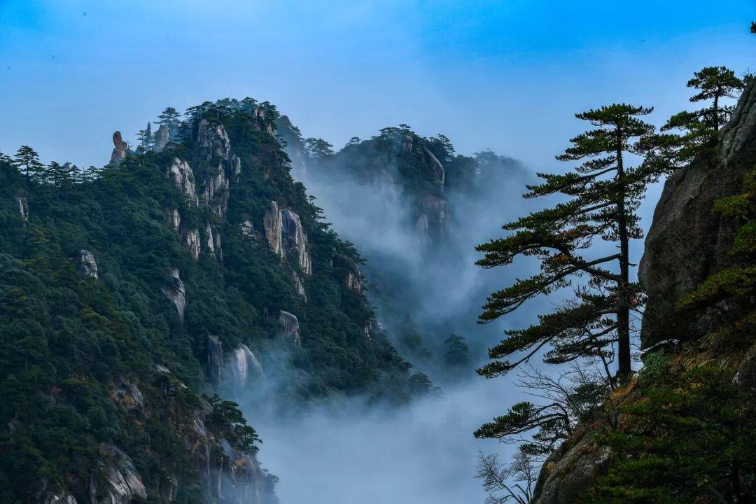 黄山景区冬游及2019年门票索道票价格公布,还有十条旅游风景道等你来