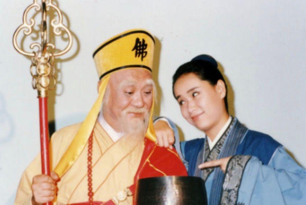 法海病世享年74岁,赵雅芝陈美琪发文悼念,青蛇白蛇欲哭无泪