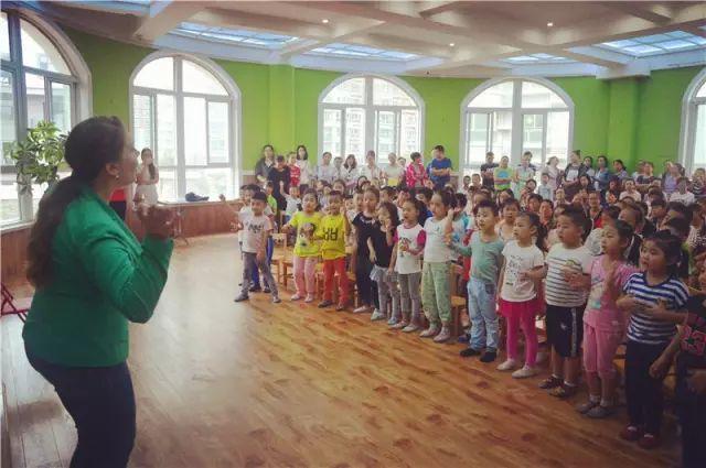 潍坊城区仅有4家幼儿园有外教聘任的资质,快看