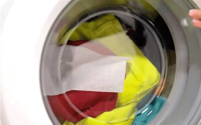德国出了一个黑科技纱布,深浅颜色衣物终于可以一起洗了!懒癌省水必备 - 后花园网文 - 科技新闻