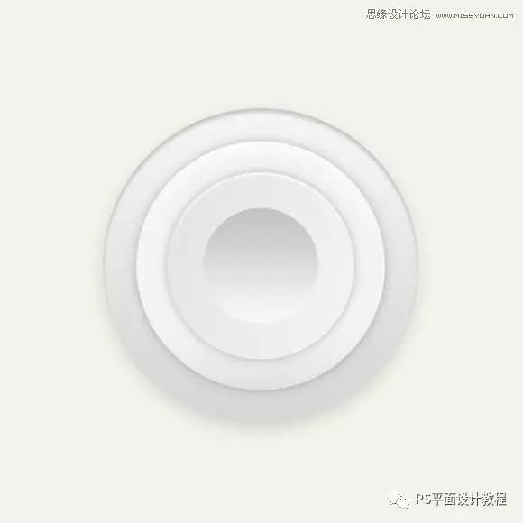 UI质感v质感在PS中绘制一枚软件图标播放器家装设计师用那些圆形图片