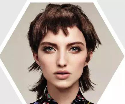 发型回潮 | 复古mullet发型强势回归 刘诗诗帅气示范图片