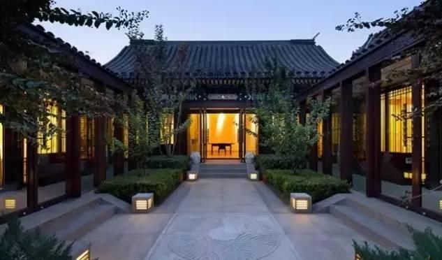 中国的四合院,这才是真正的豪宅!