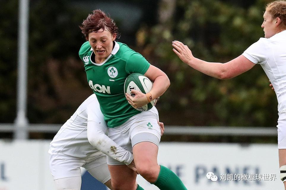 第八届女子橄榄球世界杯今日在爱尔兰开幕