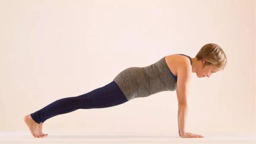 调整脊柱侧弯瑜伽理疗序列图片