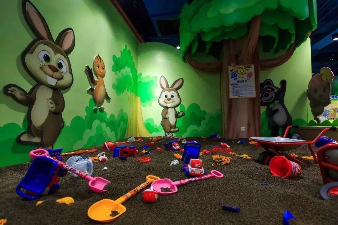 开启室内儿童乐园3.0时代,仅29.9享奥飞欢乐大本营1大