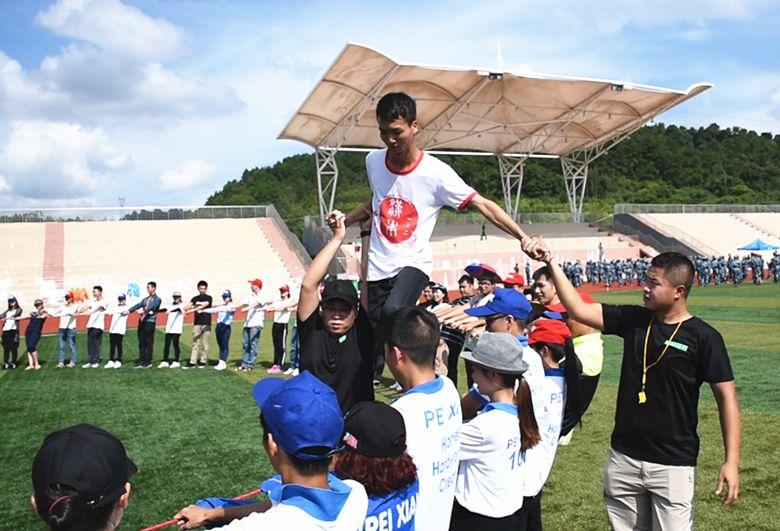 领袖高中励志培贤高中生暑期夏令营活动通知青年外海图片