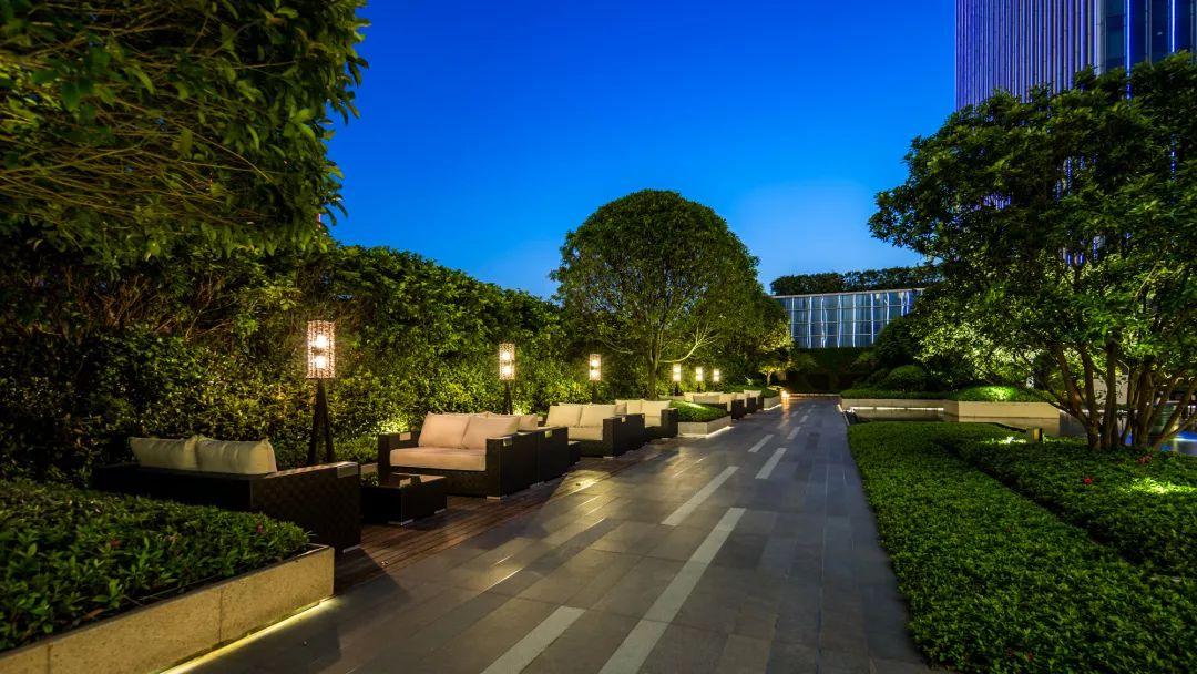 长沙瑞吉酒店丨GVL怡境景观ktv规范装修设计图片