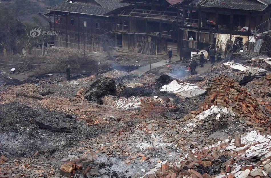 5栋民房被烧毁致4死1伤,冬季农村防火一定要注意!