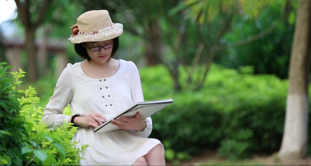 在海沧读书的马千鸥 你凭啥入选福建省首届最美学生?