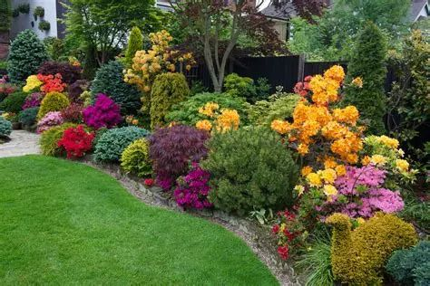 花境_花境设计手法 · 空间与氛围的植物哲学