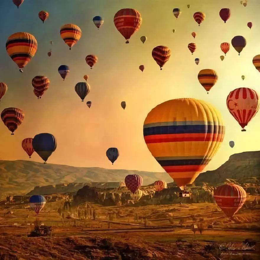 坐一次热球多少钱_有机会一定要去坐一次热气球,享受云间飞行的感觉