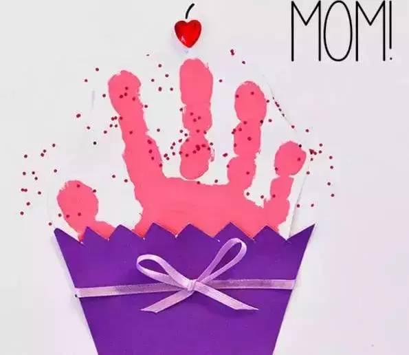 母亲节 |幼儿园创意(手工 贺卡)满满的爱