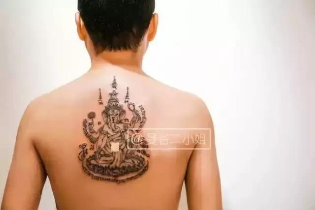 在纹身之图片